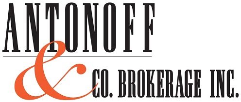Antonoff & Co. Brokerage Commercial Real Estate Website Design